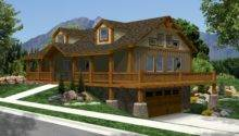 Home Plans Log Homes Floor
