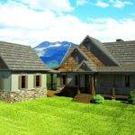 Home Plans Mountain House Plan