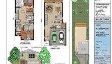 Home Plans Narrow Lots Excellent Lot Luxury House