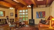 Home Warmed Danish Wood Stove Radiant Floor Heat