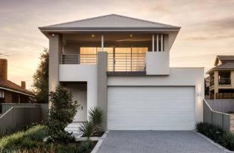 Homes Two Storey Narrow Lot Small Perth