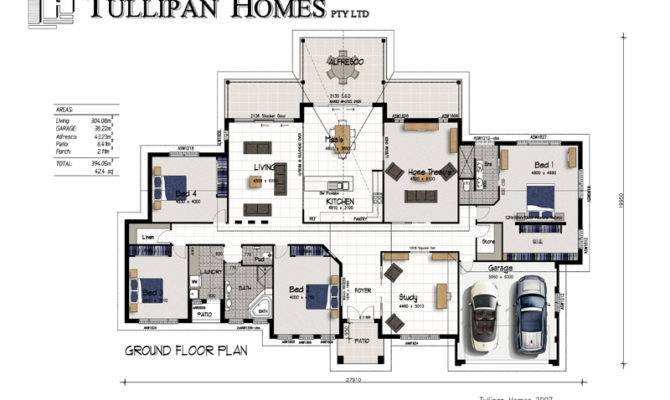 Homestead Mkiv Home Design Tullipan Homes