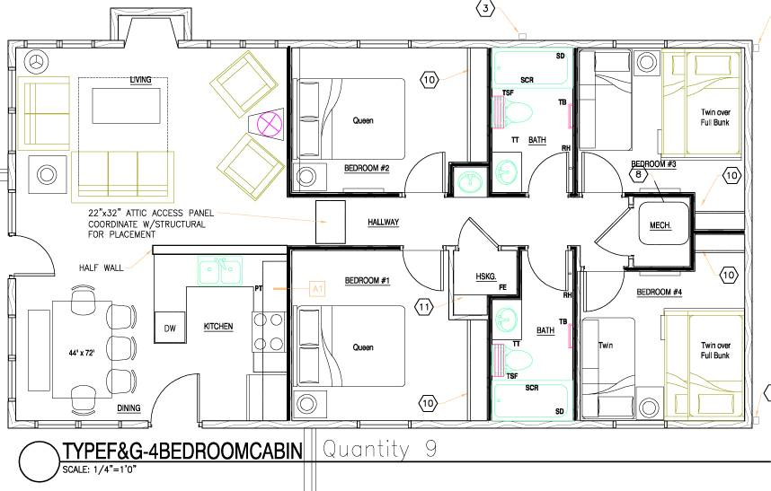 4 Bedroom Log Cabin Floor Plans Universalcouncilinfo
