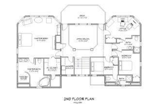 House Blueprints Plans Big Blueprint Beach