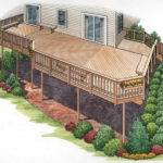 House Deck Plans Decks Design Designer Along