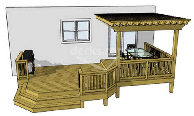 House Deck Plans Find Right Common Design