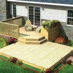 House Deck Plans Minimized Design Find Right
