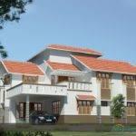 House Design Bedrooms Kerala Designs Floor Plans