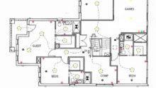 House Electrical Floor Plan Femalecelebrity