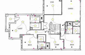 House Electrical Floor Plan Femalecelebrity