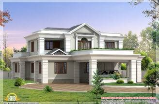 House Elevations Kerala Home Design Architecture Plans