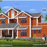 House Made Laterite Stone Kerala Home Design Floor Plans