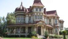 House Mansion Redlands Morey Case Victorian Houses