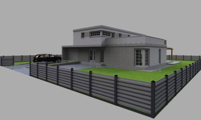 House Plan Autocad Cad Model