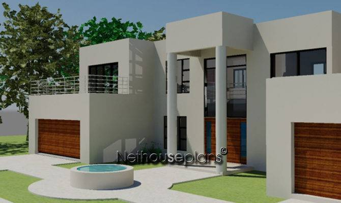 House Plan Bedroom Double Storey Floor Plans Bed Room