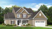 House Plan Country Farmhouse Spacious First Floor Master