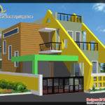 House Plan Elevation Kerala Home Design Floor Plans