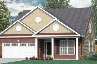 House Plan Englewood Empty Nest Plans Pinterest
