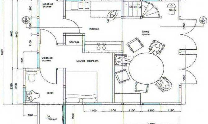 House Plan Measurement Models Modern Small Plans