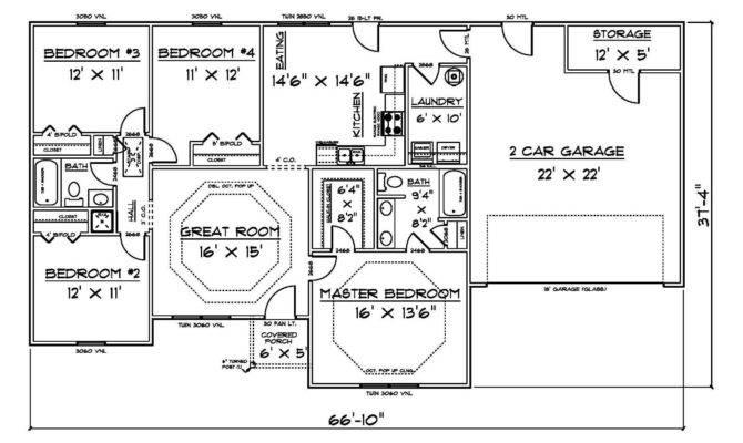 House Plans Bedroom Picclick