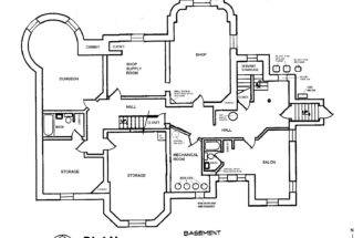 House Plans Blueprints