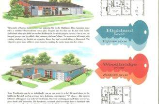 House Plans Catalog Mid Century Ranch Home