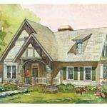 House Plans Eplans European Within Cottage