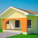 House Plans Ghana Bedroom Plan