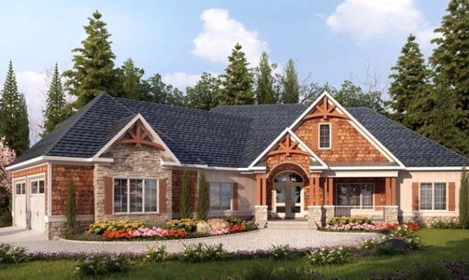 28+ [ Cool House Plans Garage ] | Garage Plan Chp 6805 At ...