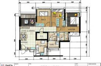 House Plans Layout Design Descriptions