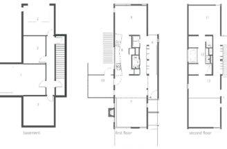 House Plans Narrow