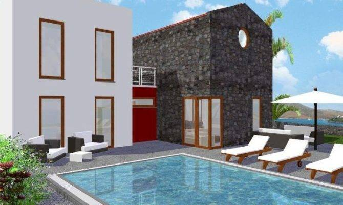 House Plans Pools Creating Father Design