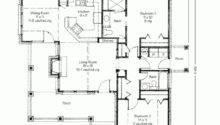 House Plans Porch Backyard Deck Floor Plan Design