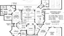 House Plans Shaped Modern Lots Windows