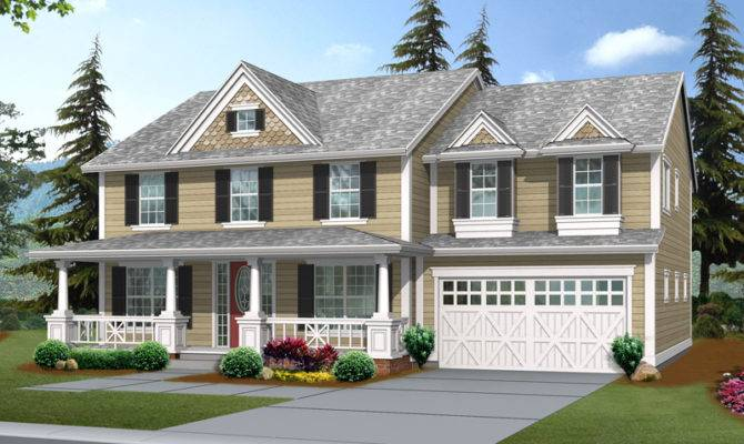 House Plans Southern Traditional More