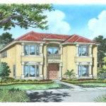House Plans Spanish Sunbelt Home More