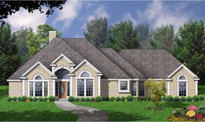 House Plans Sunbelt Home Ranch More