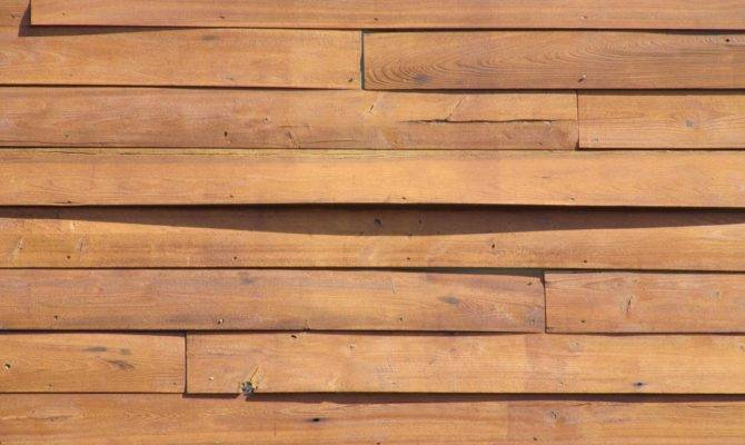House Siding Types Wood Leaky Flush Horizontal