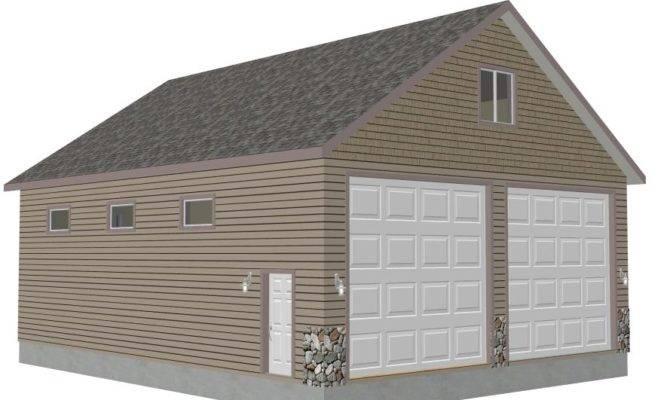 Howard Detached Garage Bonus Room