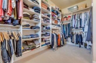 Huge Walk Closet Dream Homes Pinterest