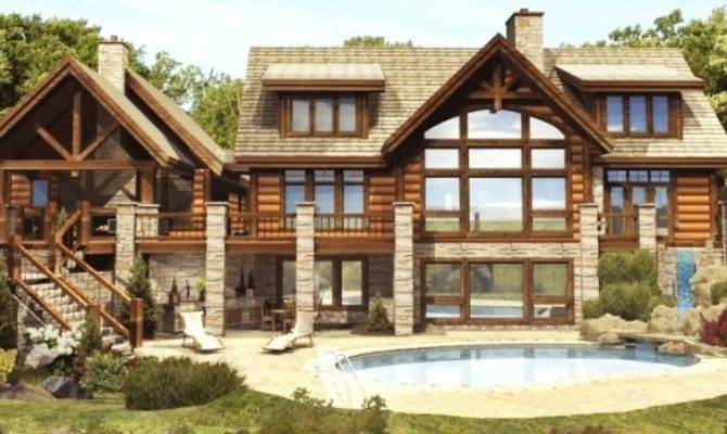 Awesome 22 Images Hunting Lodge House Plans Home