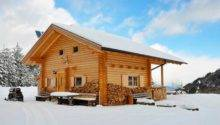 Hunting Lodges Rustic Log Cabins Wooden Perr