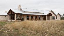 Hybrid Hill Country Home Timber Frame Residential Project