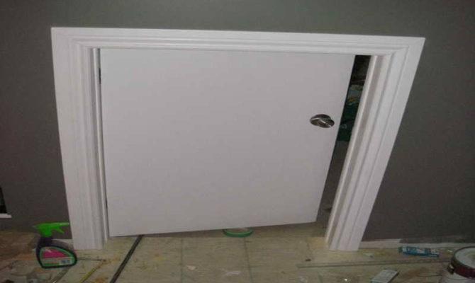 Ideas Crawl Space Doors Ventilation Fan