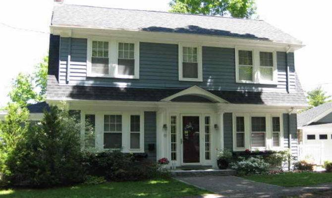 Ideas Dutch Colonial Homes Style Home