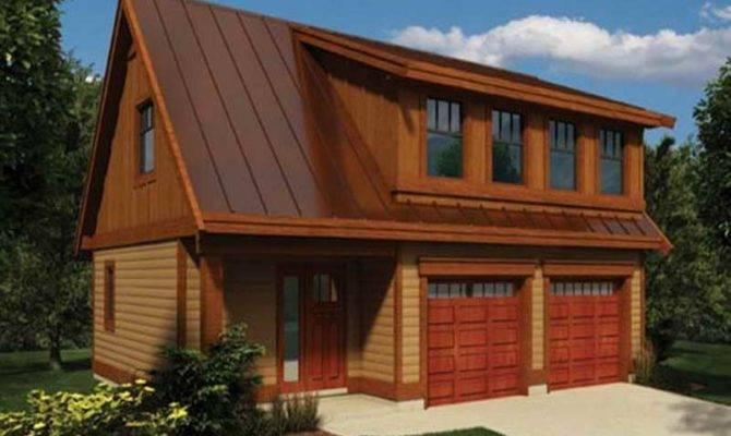 Ideas Garage Loft Plans