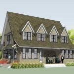 Ideas Simple Roof House Plans Cottage