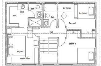 Ideas Small House Floor Plans Simple
