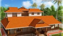 Illam Model Traditional House Kerala Home Design Floor Plans