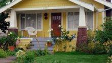 Improve Curb Appeal Wartime Bungalow Ehow